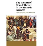 [(The Return of Grand Theory in the Human Sciences)] [Author: Quentin Skinner] published on (February, 2006)
