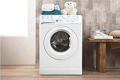Indesit Innex BWSC 61252 W .R Washing Machine - White from INDESIT