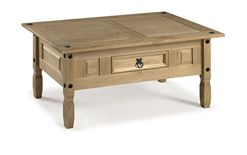 Mercers Furniture Corona Coffee Table - Brown