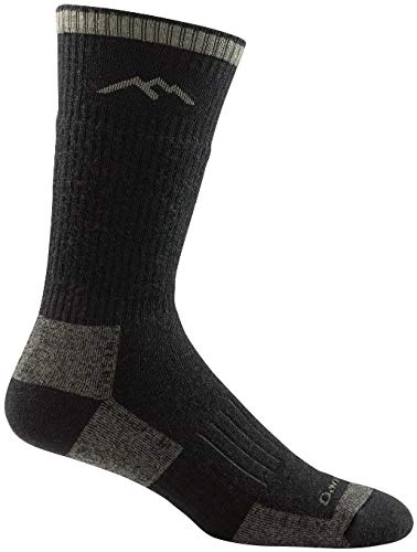 Darn Tough Boot Cushion Socks - Men's Charcoal Small -