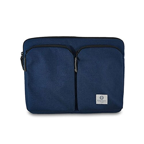Ridgebake Laptop Case Plus 13' Navy Blue sacchetto filtro del manicotto
