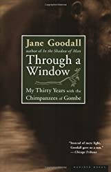 Through a Window by Jane Goodall (2000-04-21)