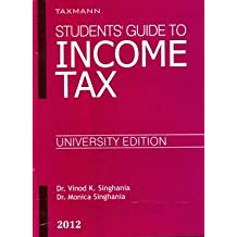 Vk Singhania Income Tax Book