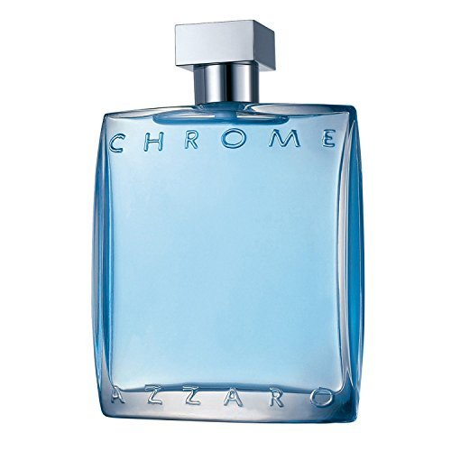 Azzaro Chrome Men Eau de Toilette EDT Spray 6.8oz / 200ml by Azzaro -