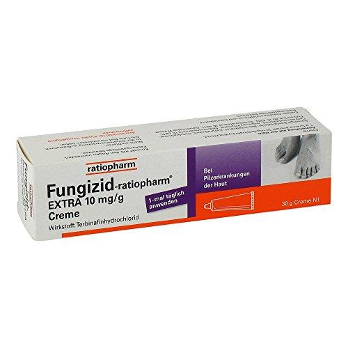 Fungizid ratiopharm Extra Creme 30 g