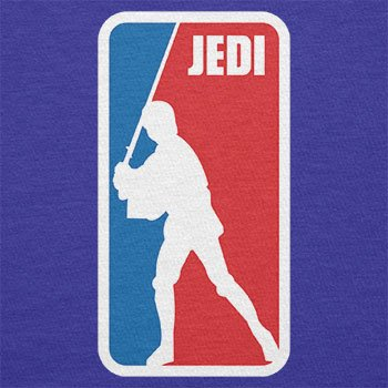 Texlab–Jedi League–sacchetto di stoffa Marine