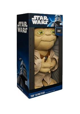 Star Wars- Peluche hablador de Yoda por Star Wars