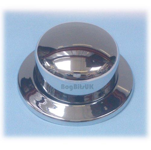Siamp Optima 49Raised Single Scarico pulsante 34505407
