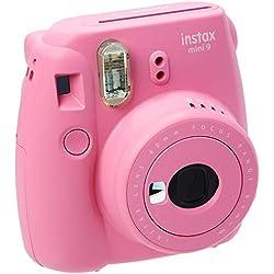 Fujifilm - Instax Mini 9 - rose - appareil seul
