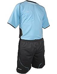 Stanno Lazio Schiedsrichter Set K.A. - sky blue-anthracite