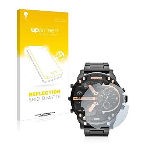 upscreen Reflection Shield Matte Displayschutz Schutzfolie für Diesel DZ7312 (matt - entspiegelt, hoher Kratzschutz)