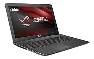 ASUS ROG GL752VW-T4130T - Intel Core i7-6700HQ (6M Cache, 2.6GHz), Intel HD Graphics 530 + NVIDIA GeForce GTX 960M, 8GB DDR4, 1TB HDD + 256GB SSD, SuperMulti DVD, Gigabit Ethernet, Windows 10