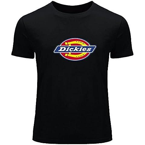 Dickies Tide Card Printed For Men's T-shirt Tee