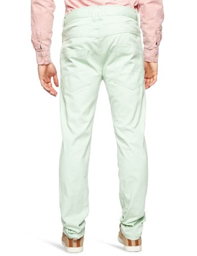 Bellfield Pantalon  Slim Homme Vert - Mint