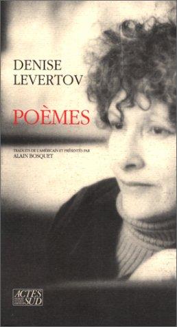 Poèmes par Denise Levertov