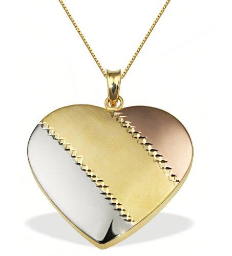 Collar de Mujer de oro amarillo 45cm- Goldmaid