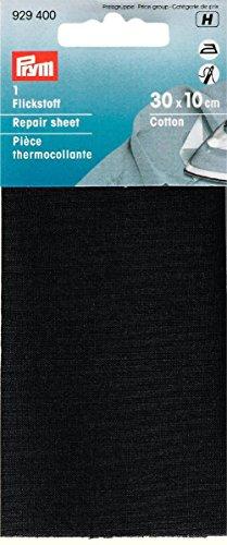 prym-12-x-45-cm-baumwolle-reparatur-tabelle-schwarz