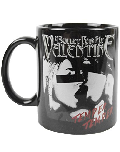 Official Bullet For My Valentine Temper Temper Mug Buy Online In