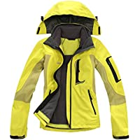 Unisex Couple sweater Mens Mountain Ski Jacket with Waterproof Windproof  Outdoor Warm Snowboard For Men Traveling eabcc629f