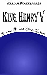 King Henry V (Annotated) (English Edition)