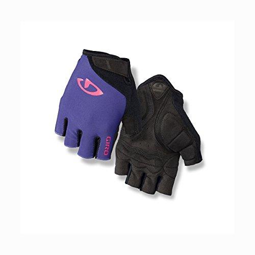 Giro Damen JAG'ETTE Fahrradhandschuhe, Black/sharktooth, M (Bike-handschuhe Giro)