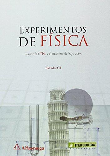 Experimentos de física usando las tic y elementos de bajo costo
