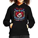 Photo de Cloud City 7 Chuckys Death and Voodoo Emporium Kid's Hooded Sweatshirt par Cloud City 7
