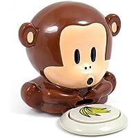 BOOLAVARD Cute Monkey Nail Polish Dryer DIY Beauty Supplies for Nails
