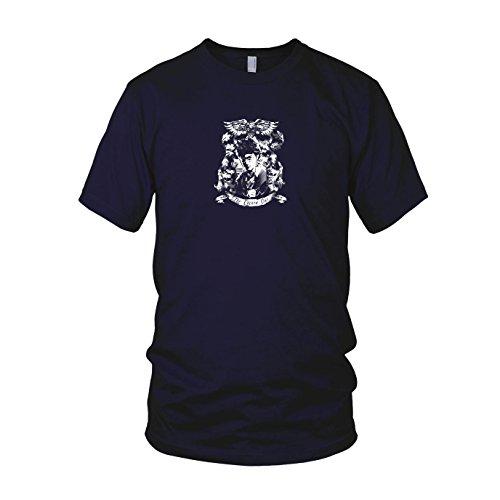 The Chosen One - Herren T-Shirt, Größe: XL, dunkelblau