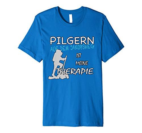 Jakobsweg Pilger T-Shirt: Pilger Outfit