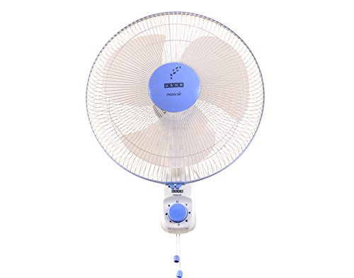 Usha Maxx Air 400mm Wall Fan (blue)