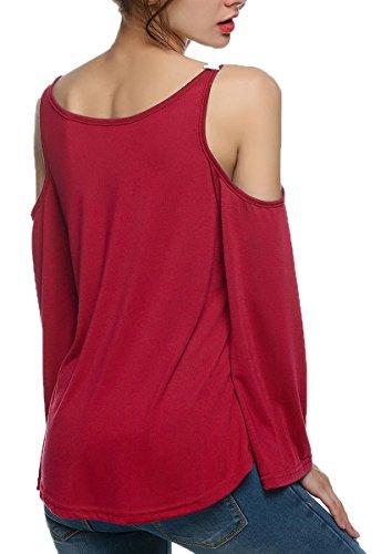 Bluetime - Camicia -  donna Red