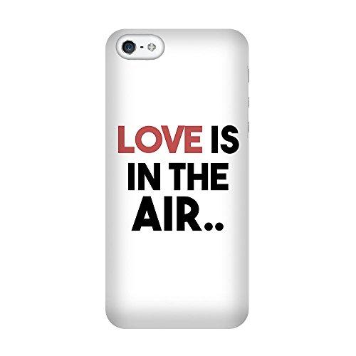 iPhone 6/6S Coque photo - L'amour est dans l'air
