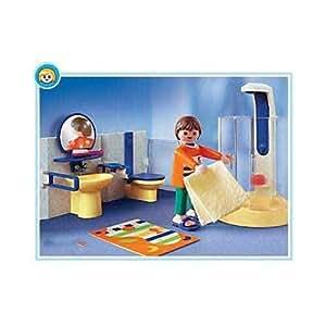 Playmobil - 3969 - La Maison Moderne -  Salle de bains contemporaine