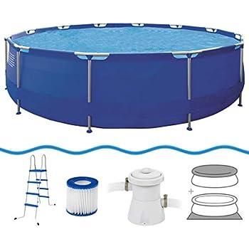 jilong sirocco pool set 540x122cm schwimmbecken. Black Bedroom Furniture Sets. Home Design Ideas
