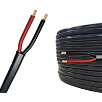 10m Auprotec® Flachkabel 2 adriges Elektrokabel Anhängerkabel 2 x 2.5 mm²