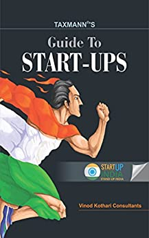 Taxmann Guide to Start-Ups by [Guide To Start-Ups]