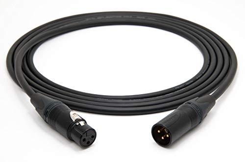 Mogami 2534 Neglex Cavo professionale studio bilanciato microfono | Neutrik Gold XLR femmina - XLR maschio | HiFi 2,0 m