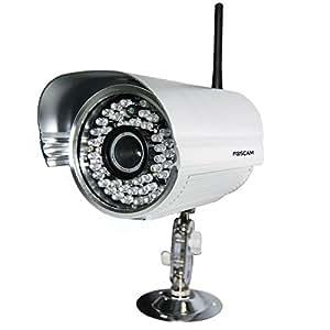 foscam fi8905w ip wlan outdoor berwachungskamera wasserdicht wetterfest nachtsicht bis 30m. Black Bedroom Furniture Sets. Home Design Ideas