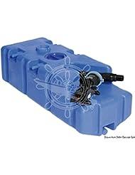 Osculati 50.143.64 - Serbatoio+maceratore 24 V 125 l (Waste water tank)