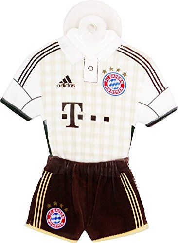 Bayern München Mini-Trikot [weiß] -