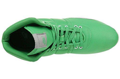 Nike W NSW SIGNAL TOP AIR - Kurzärmeln T-Shirt Schwarz Grün