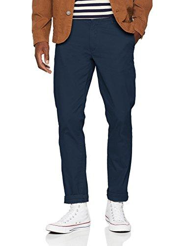 SELECTED HOMME Herren SLHSTRAIGHT-Paris M. Ocean Pants W NOOS Hose, Blau (Moonlit), W33/L34 (Herstellergröße: 33) Homme Casual Pants