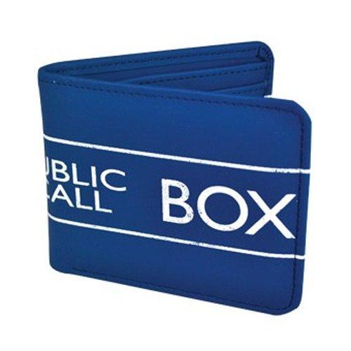 Doctor Who Tardis Police Phone Box Wallet