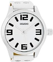 Oozoo C1000 – Montre pour Hommes, Bracelet en Cuir