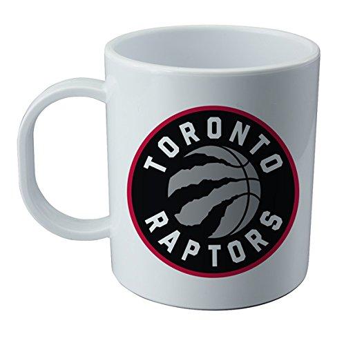 Tasse et autocollant du Toronto Raptors - NBA