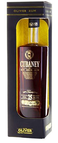 Cubaney Tesoro 25 Jahre (1 x 0.7 l)