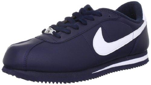 Nike Mens Cortez Basic Lether 06 Leather Trainers Marine YEvK0