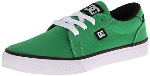 DC Council Tx Sneakers Boys fern / vert Taille 4