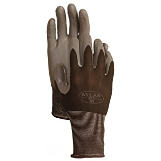 Atlas Gloves ATLASNT370BBKS ATLAS Nitrile TOUGH. Black S